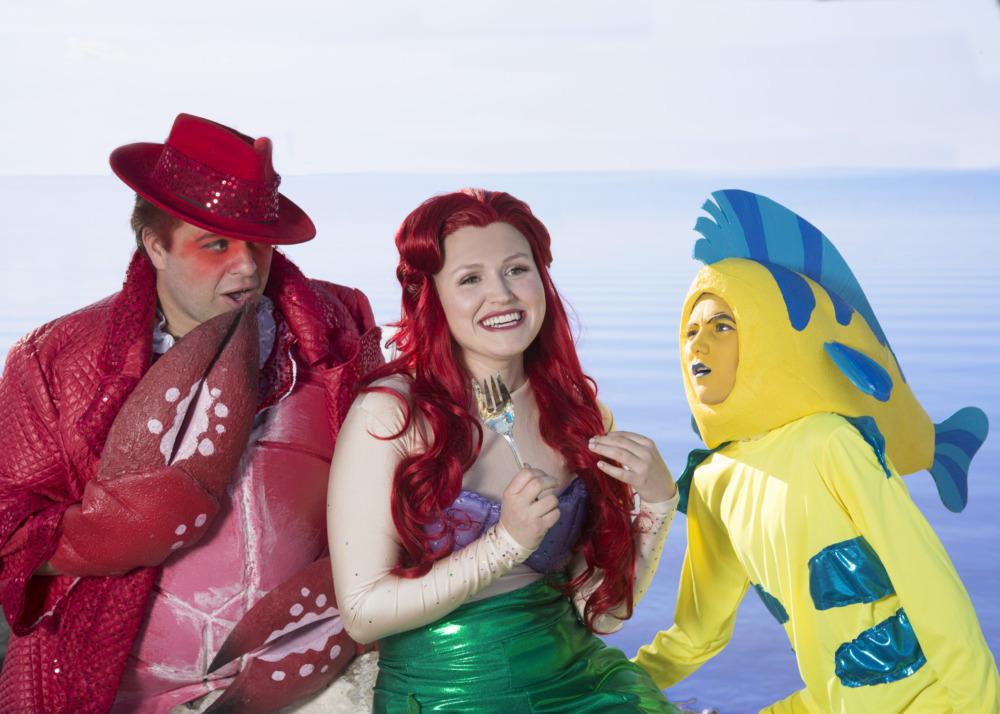 little mermaid cast - HD2100×1500