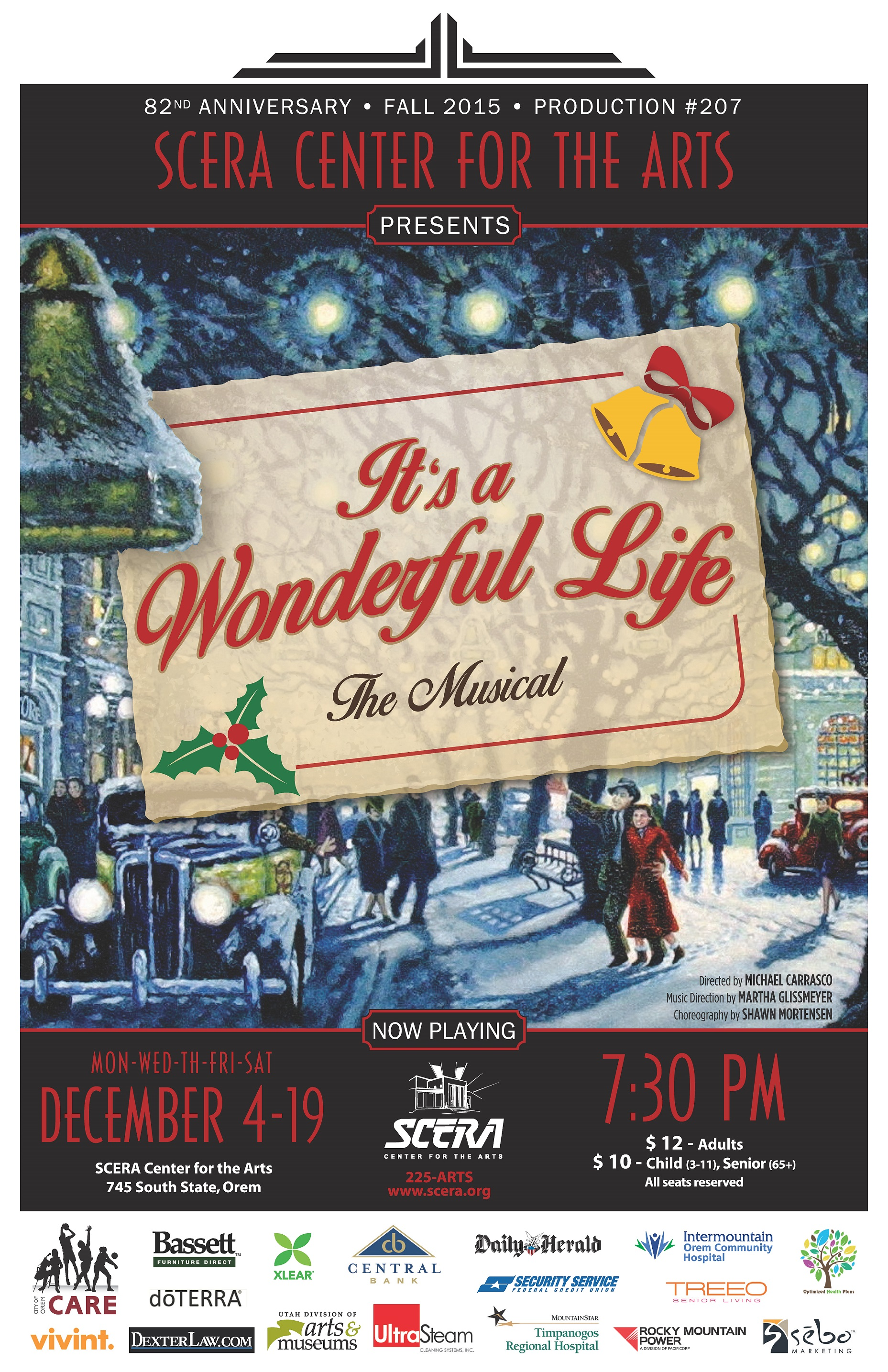 Its A Wonderful Life The Musical