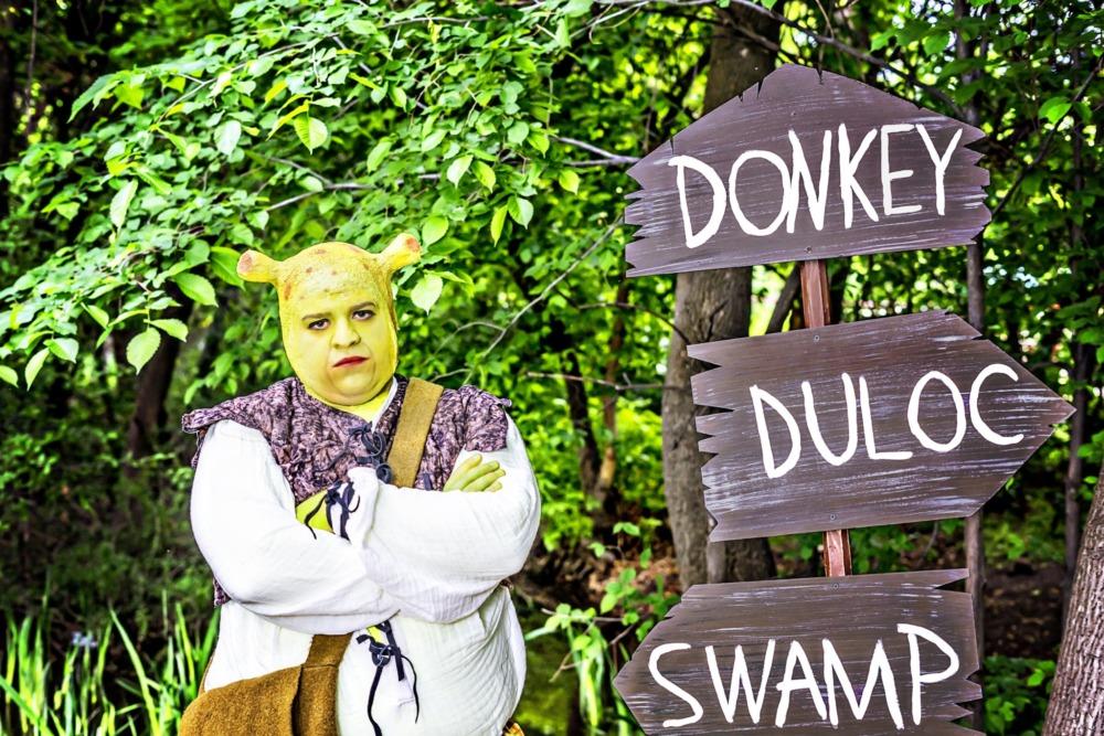 Shrek - SCERA