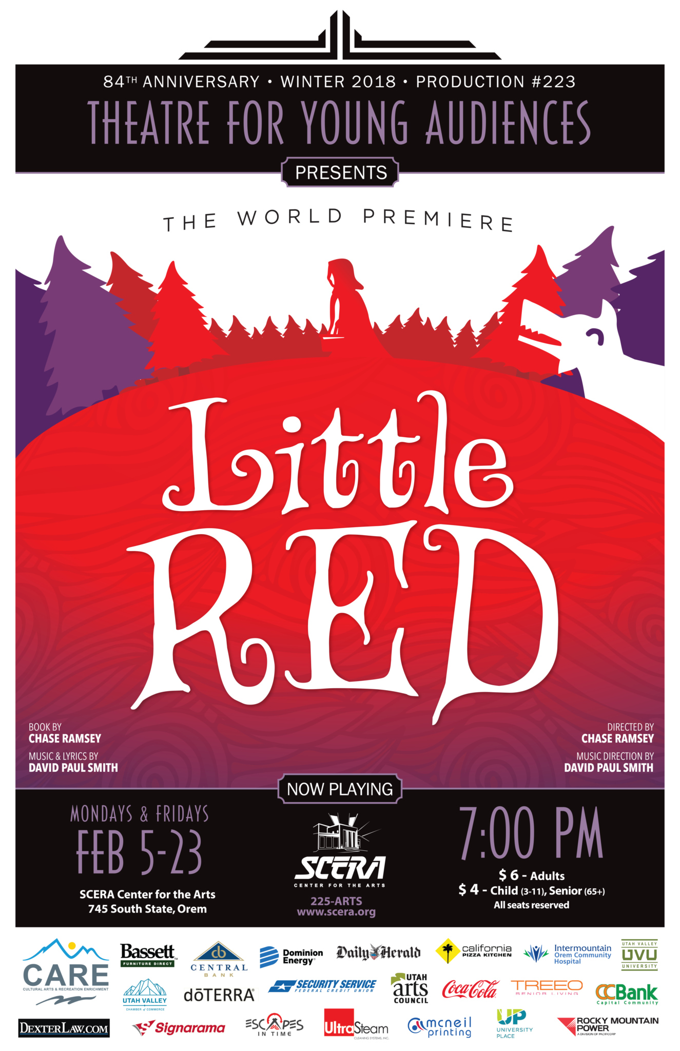 Image result for scera theater little red