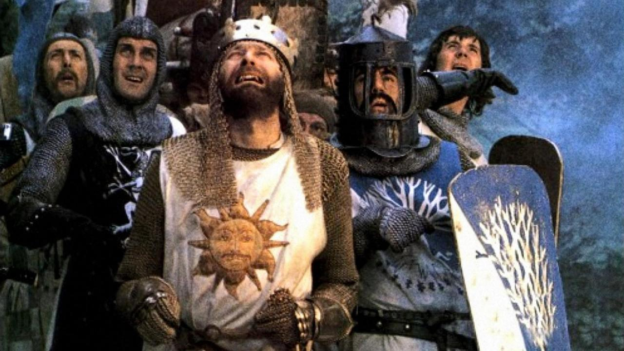 Monty Python And The Holy Grail Movie Wallpapers 8 Scera