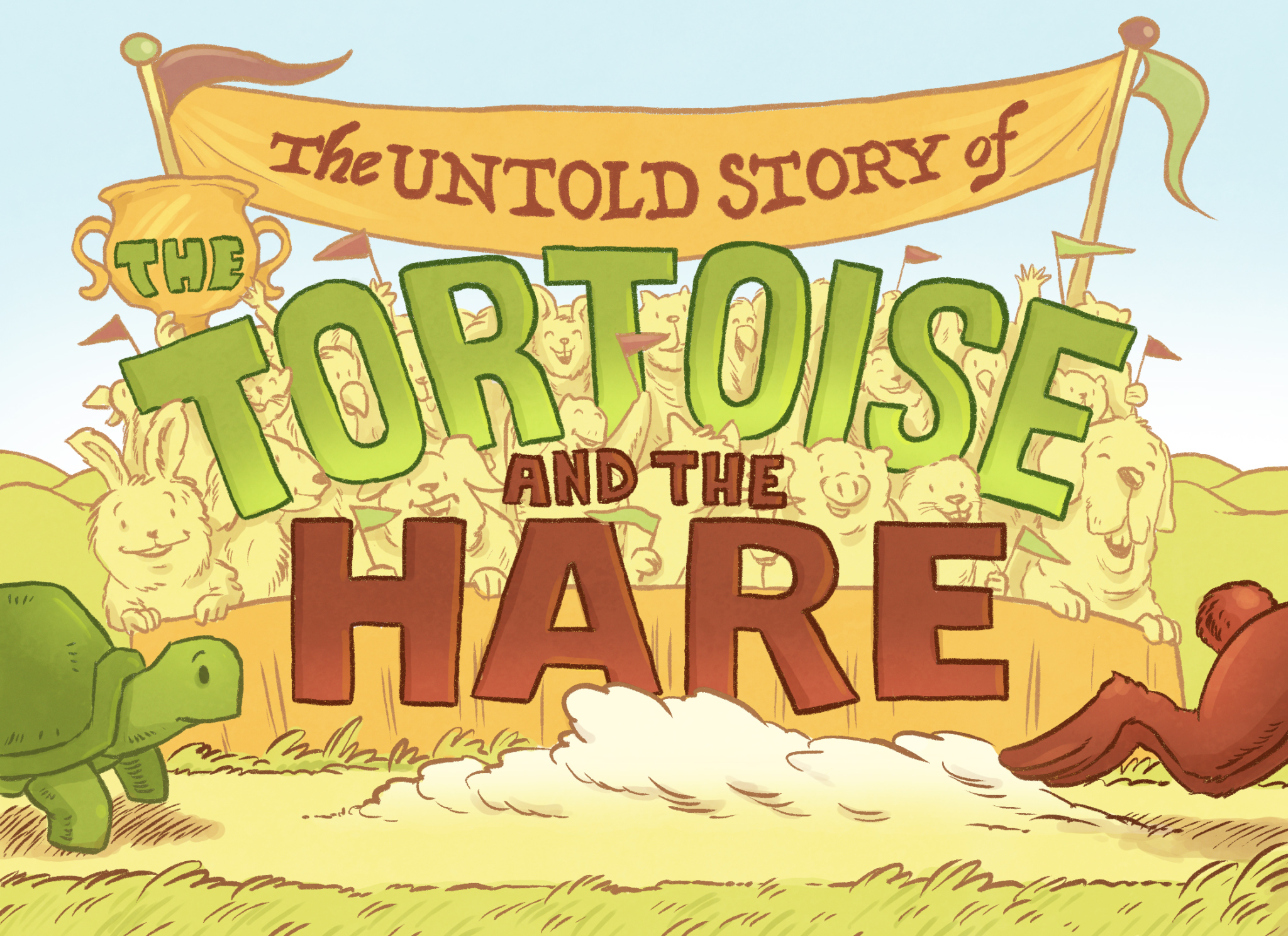 The Tortoise And The Hare Theatre For Young Audiences Scera