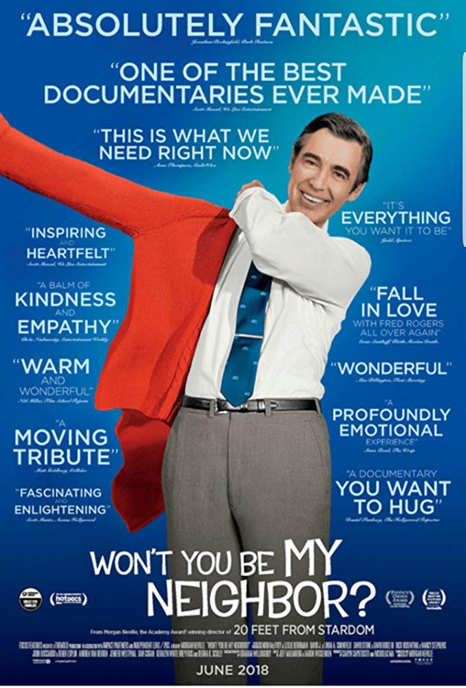 Won T You Be My Neighbor Clarke Grand Theatre Movies Scera